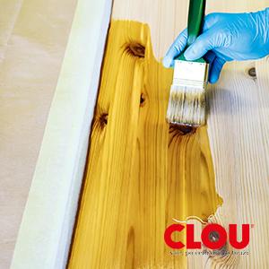 Olejování dřeva